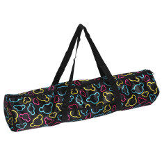 Durable Portable Waterproof Yoga Pilates Mat Carrying Case Bag Backpack  Pouch 44489dbefd591