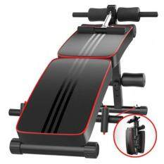 Ecosport Premium Foldable Multi-Functional Sit Up Bench Gym Fitness Six Pack Bench By Florasun.