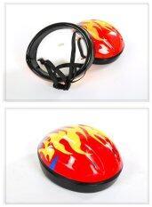 Ecosport Ultralight Kids Helmet (red) By Florasun.