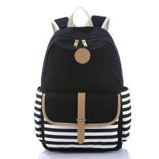 Fashion Canvas Backpack Women Shoulder Bag Schoolbag For Teenager Girls Rucksack Large Capacity Travel Daypack By Liuyin Company.