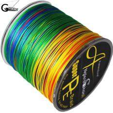 fishing pe line 8 Strands Braided Fishing line 300m Multi Color Super Strong Japan Multifilament PE
