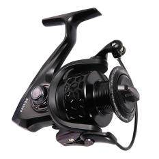 OS Fishing Reels Ultra Smooth 12+1BB 5.1:1 Gear Ratio CNC Machined Aluminum Spool Powerful Bass Gears Reel for Saltwater and Freshwater 5000 Series