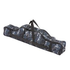 Fishing Tackle Bag 90 Portable Fishing Rod Lures Storage Bag Multifunctional Double Layer Outdoor Fishing Bag By Tdigitals.