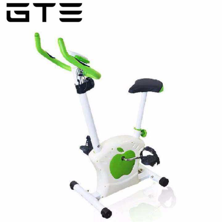 GTE NEW Real Magnetic Control Exercise Bicycle Cycling