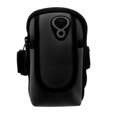 Gx Universal Arm Wrist Band Running Bag Sport Mobile Phonecase Waterproof Wallet Pouch By Guang Xing.