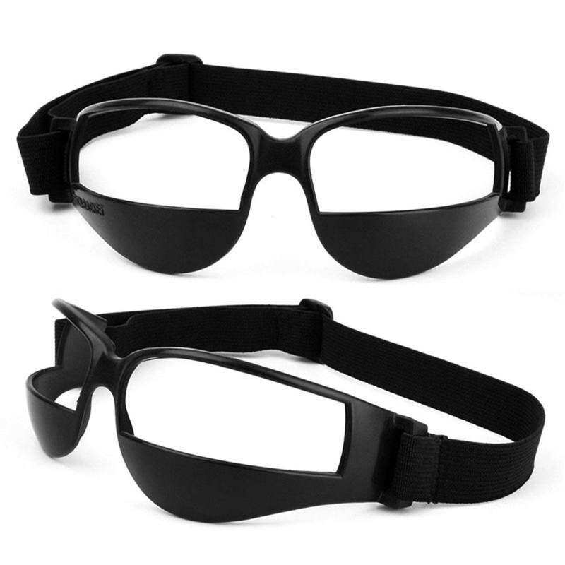 20e7dddefec5 Heads Up Basketball Dribbling Dribble Specs Goggles Glasses Plastic TRAINING  AID
