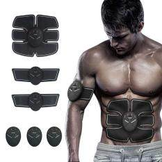 Zoahu 6pcs/set High Quality Fitness Gym Training Smart Fitness Durable Abdominal Exerciser Battery Type By Zoahu.