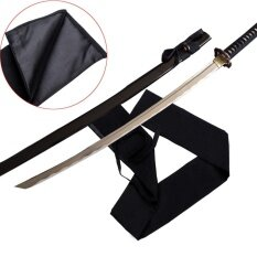 Hình ảnh Japanese Samurai Sword Katana Large Long Size 1.3m Sword Bag Soft Case Black