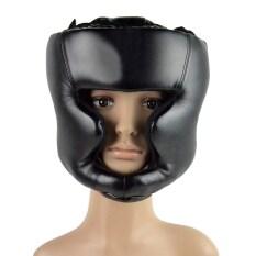 Jo.In Headgear Head Guard Training Helmet Kick Boxing Protect Gear (Black)