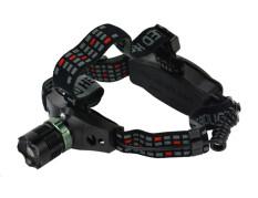 Jo.In Q5 LED 320 Lum Headlamp Headlight Bike Bicycle Light (Multicolor) - Intl