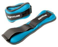 Kettler Foot Bands 2kg/pair By Cobra Sports.