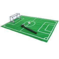 Kids Children Portable Soccer Goal Post Net Football Sports Toilet Toys Set By Highfly.