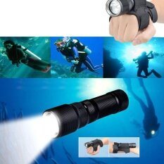 ... Torch Lamp Waterproof 100mTHB334. THB 334. Diving 80m XML T6 LED 2500Lm Flashlight Underwater Torch + 18650 + ChargerTHB334. THB 334