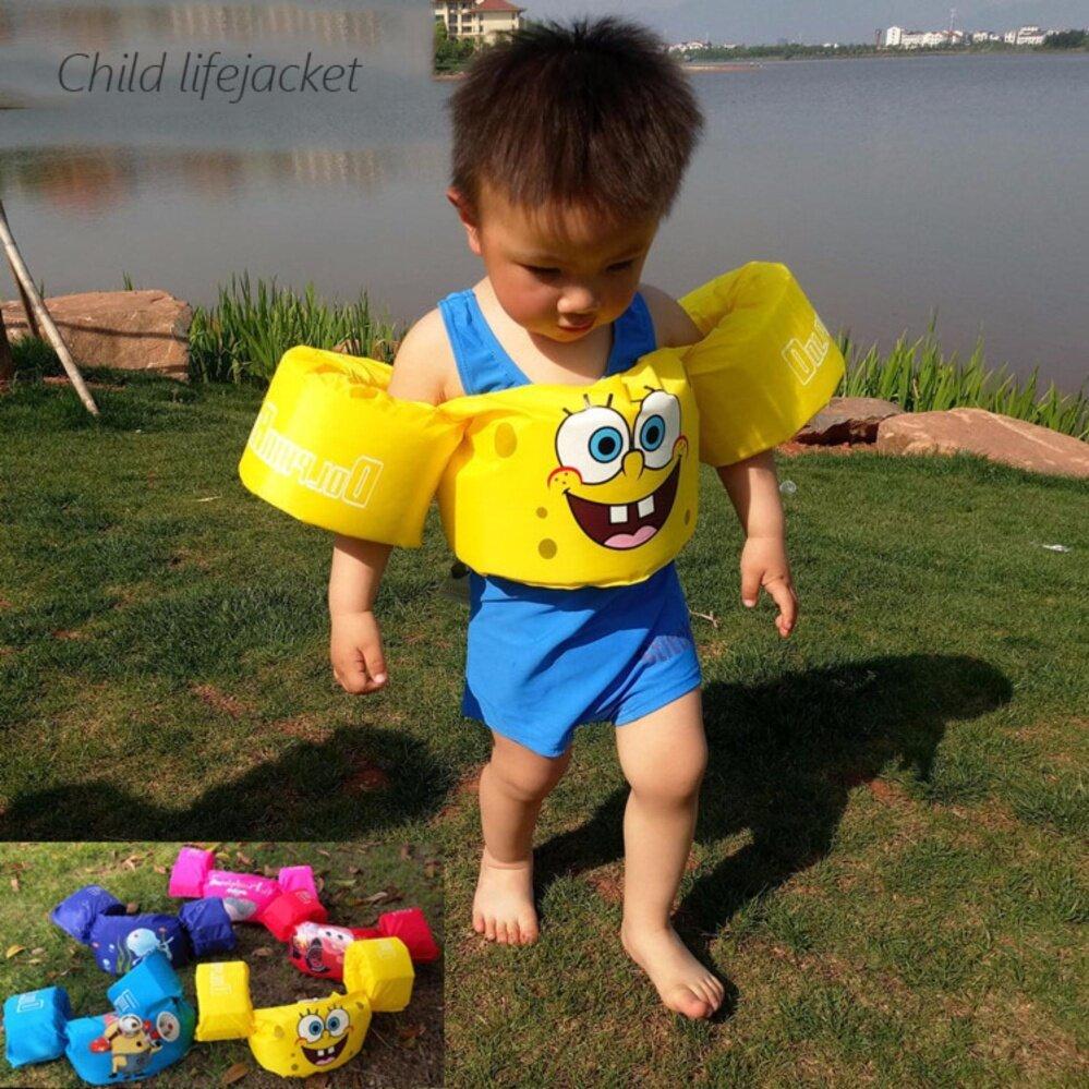 Life Vest Jacke For Kids Water Spor Lifejacket Children's Life Jacket Vest Learn Swimming Snorkeling Buoyancy