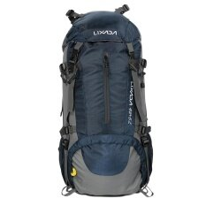 Lixada 50L Water Resistant Outdoor Sport Hiking Camping Travel Backpack  Pack Mountaineering Climbing Backpacking Trekking Bag 4b71456ddd842