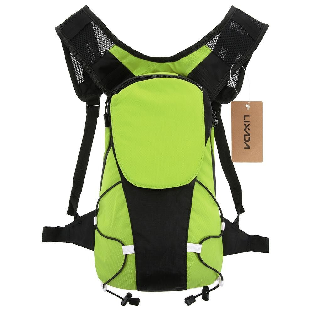 Helpful Lixada Reflective Vest Backpack With Led Turn Signal Light Remote Control Outdoor Sport Safety Bag Gear Usb Rechargeable Bicycle Bags & Panniers Bicycle Accessories
