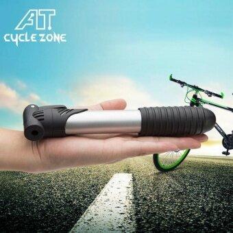 Lls Mini Pompa Udara dengan Bracket Portable Pompa Udara untuk Peta Bicyclesmountain Sepeda Basket Sepak Bola