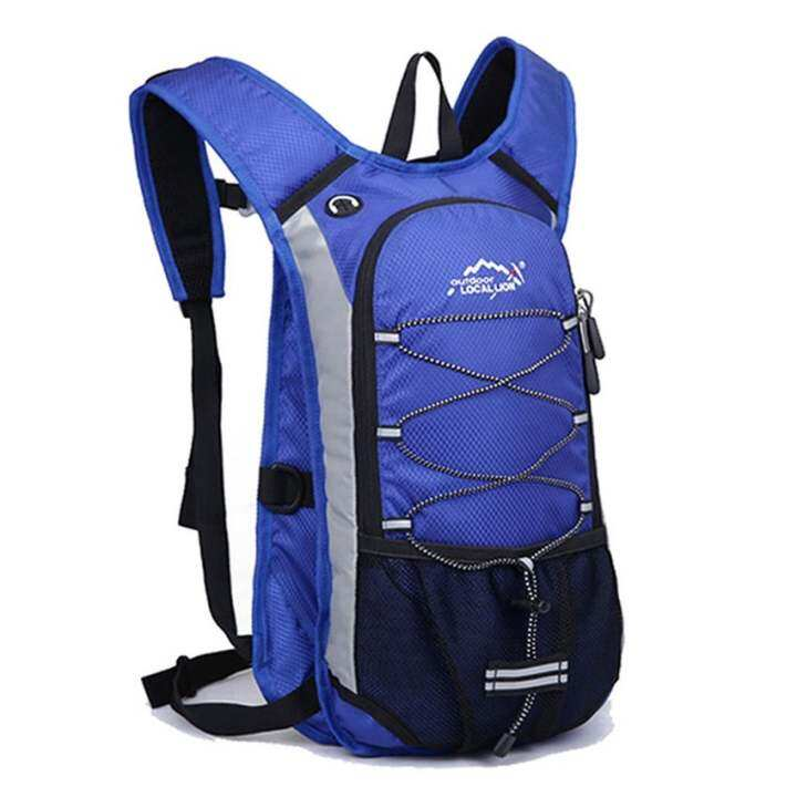 Local Lion High Quality Waterproof Outdoors Backpacks Cycling Bags 12L (Blue)