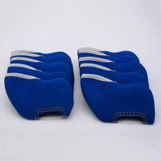 Magicworldmall Darable Suitable 10pcs Golf Club Sports Headcover Protective Head Covers Protector Case Portable By Magicworldmall.