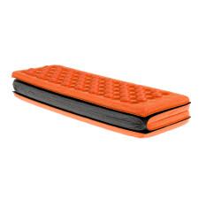 MagiDeal Portable Foldable EVA Foam Seat Waterproof Chair Cushion Pad Mat Orange