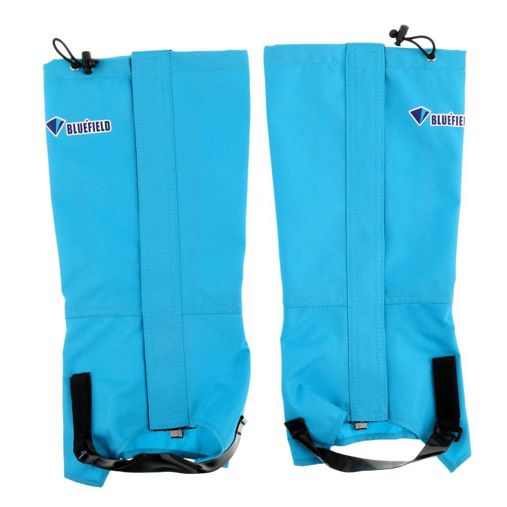 Magideal Waterproof Outdoor Snow Legging Gaiters For Hiking Walking Climbing Blue S Intl Lower Price