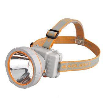 Review of TTW 3000 Lumens Headlamp Head Lamp Waterproof Rechargeable Headlight anggaran terbaik - Hanya Rp177.750