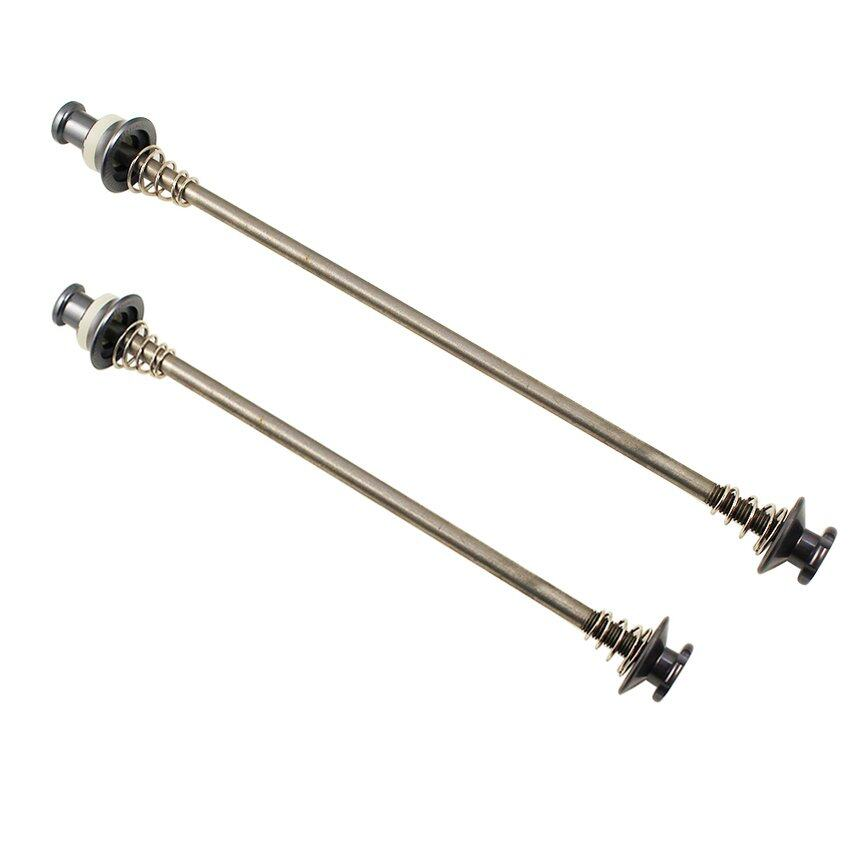 MEGA Ti AEST Titanium Skewers Road Bike Mountain Bicycle Skewer QuickRelease Set of 2 - intl