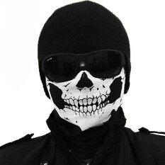 Cool Tubular Skull Mask Bandana Motorcycle Biker Scarf Neck HalloweenMYR6. MYR 6