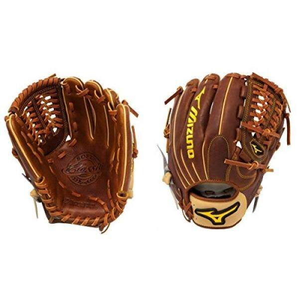 6d5232a5a163 Mizuno GCP68S Classic Pro Soft Baseball Glove, 11.5-Inch, Right Hand Throw -