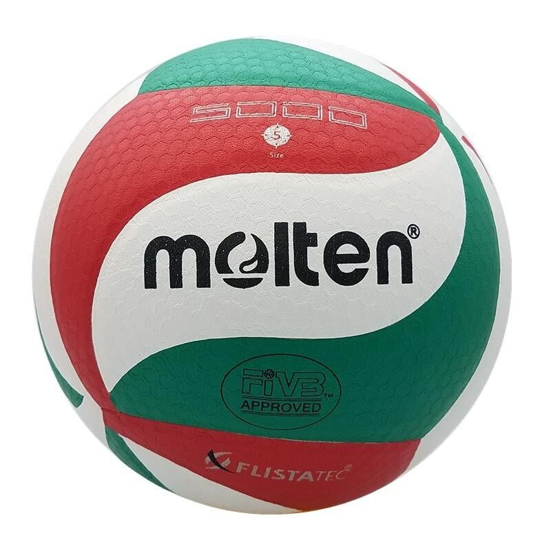 Sale Molten Official Norceca V5M5000 Volleyball Sch**l Training Volleyball Ball Intl Oem