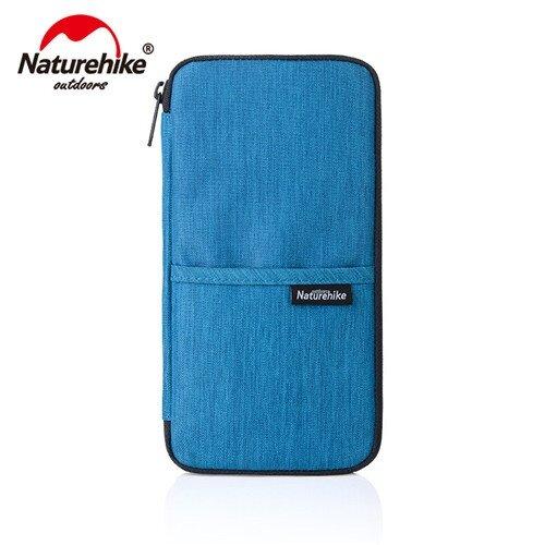 Naturehike Multi Fungsi Luar Bag Untuk Kas, Paspor, Kartu Multi Menggunakan Dompet Travel Nh17c001-B - Intl By Topseller Mall.