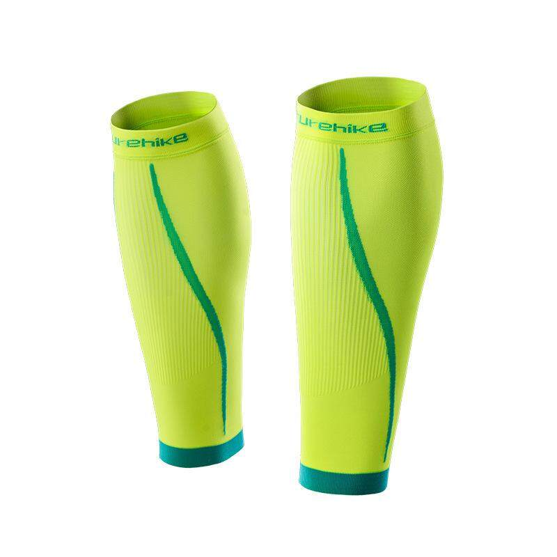 Naturehike Shin Legging Leg Warmer Compression Sleeve Sport Jogging Football Muscle Protection - Yellow - Intl By Five Star Store.