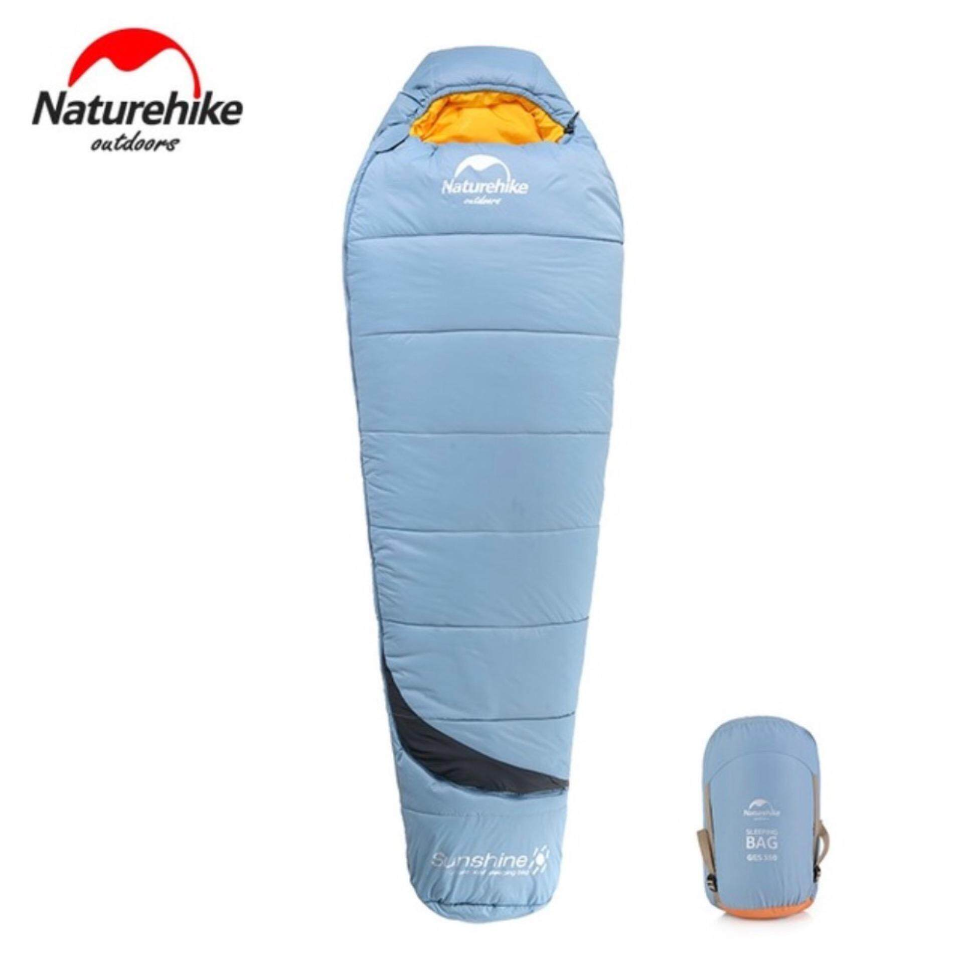 Sale Naturehike Sleeping Bags Outdoor Camping Down Sleeping Bag Winter Outdoor *d*lt Mummy Sleeping Bag Single Cotton Portable Tools Intl Online China