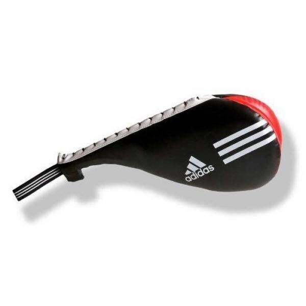 NEW Design Adidas Double Kicking Target, Taekwondo Kicking Target,martial Arts Equipment - intl