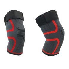 New Knee Sleeve Compression Brace Support For Sport Joint Pain Arthritis Relief By Abbottstore.