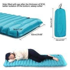 MYR 85 niceEshop Ultralight Self Inflating Sleeping Pad,Thick And Durable Design Camping Inflatable Air