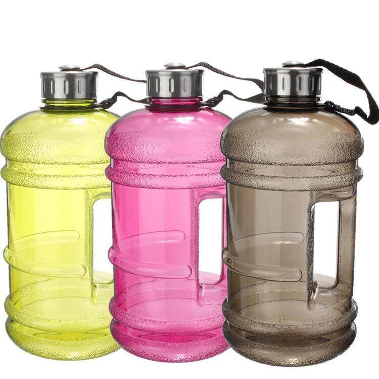 New Novelty Large Capacity 2 2L Plastic Water Bottle Outdoor Sports Picnic Kettle Intl