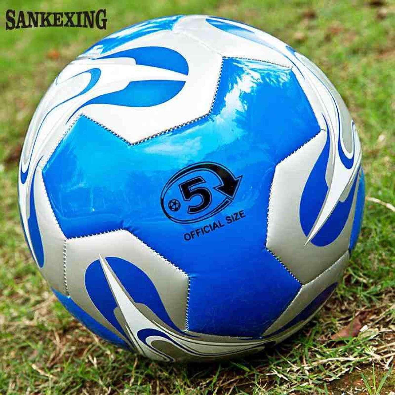 83eb2c527 ... Size 4 Standard PU Soccer Ball Training FootballMYR61. MYR 61