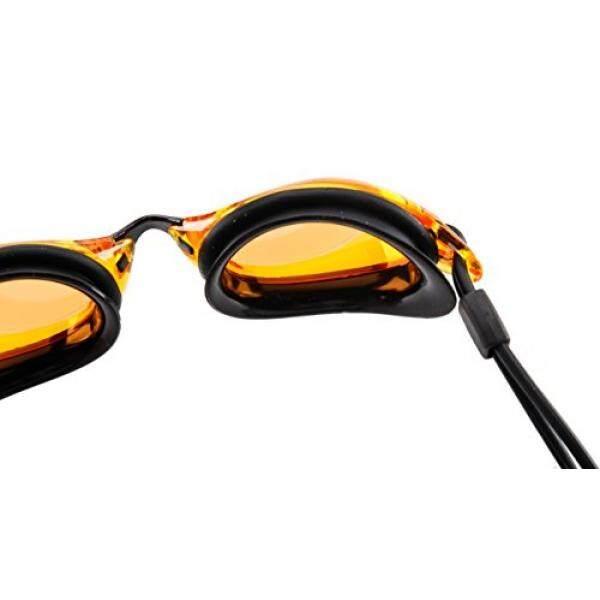 Olympian Renang Kacamata Olahraga-Berenang Tanpa Kebocoran, Tidak Kabut, perlindungan UV dan 3 Potongan Hidung Yang Dapat Disesuaikan Terbaik untuk Pria Dewasa/Wanita Kasual atau Atlet Profesional-Internasional