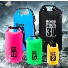 dd86cef87f Outdoor Sports Bag 5L Dry Bags Waterproof Dry Tube for Traveling (Random  color)
