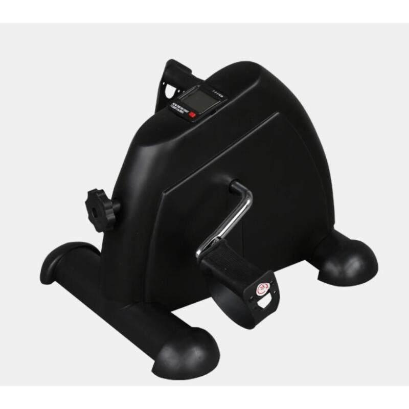 Bàn đạp máy tập thể dục Mini chu kỳ tập thể dục Xe Đạp 4 Chân máy tính hiển thị kỹ thuật số-