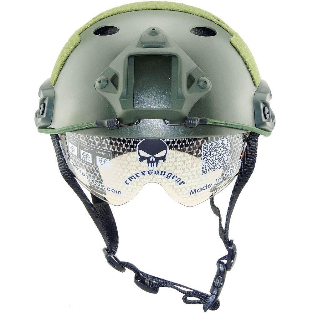 Rp 355.000. PJ Gaya Helm Headware Pelindung Taktis Militer Luar Ruangan Topi ...