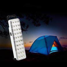 Portable 30 LED Flashlight Torch Rechargeable Home Camping Emergency Lamp Light