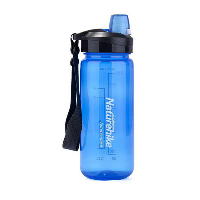 Portable water kettle bag Cycling mountaineering sports bottle cup large capacity Fitness travel Hydration Naturehike(Black) - intlVND581000. VND 592.000