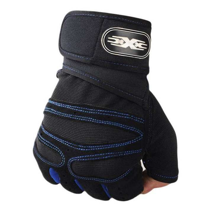Xcrossfit Weight Lifting Gloves: Premium Gym Grade Weight Lifting Gloves Crossfit Training