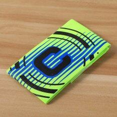 Professional Football Captain Armband Game Soccer Arm Band Multi Color By Michelle Trading.