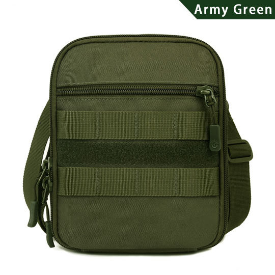 Protector Plus Nylon Tactical Pouch Organizer Edc Waist Belt Bag Molle Military Army Sundries Bags With Shoulder Strap 6 Colors Intl Oem Discount