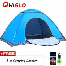 QNIGLO New Arrival 2 Person Tent with Free C&ing Lantern  sc 1 st  Lazada & Camping u0026 Hiking Tents - Buy Camping u0026 Hiking Tents at Best Price ...