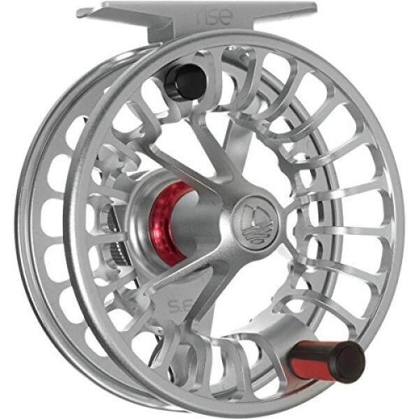 Redington Fly Fishing Rise III 9/10 Reel, Silver - intl