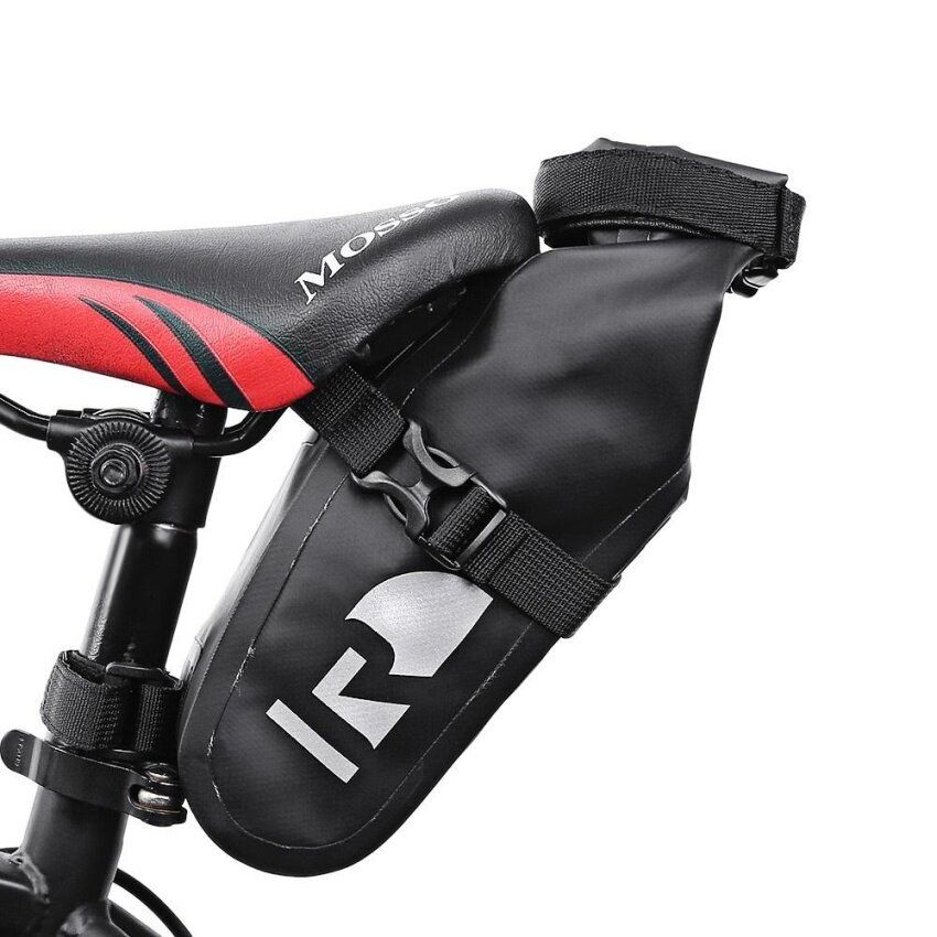 Everpro Roswheel Waterproof Bicycle Saddle Bag Cycling Accessory (black) By Everpro.
